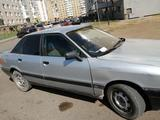 Audi 80 1990 года за 1 100 000 тг. в Нур-Султан (Астана) – фото 2