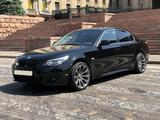 BMW 535 2007 года за 7 200 000 тг. в Алматы – фото 4