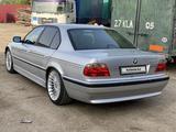 BMW 740 2000 года за 5 500 000 тг. в Алматы