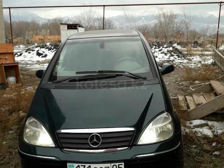 Mercedes-Benz A 190 2001 года за 2 200 000 тг. в Алматы