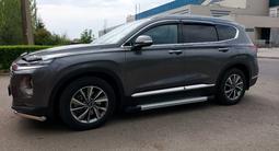 Hyundai Santa Fe 2020 года за 14 800 000 тг. в Павлодар – фото 2