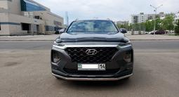 Hyundai Santa Fe 2020 года за 14 800 000 тг. в Павлодар – фото 3