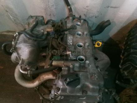 Двигатель NISSAN ALMERA за 10 000 тг. в Алматы – фото 2