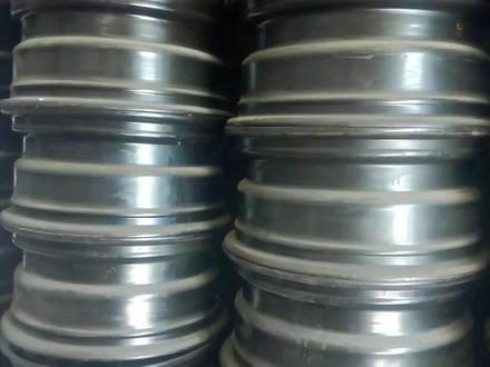 Металлические диски ауди, мерс за 14 000 тг. в Алматы