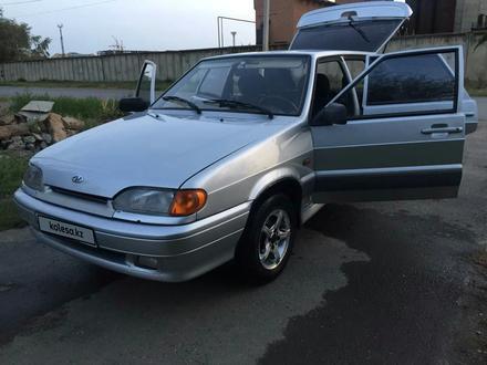 ВАЗ (Lada) 2114 (хэтчбек) 2006 года за 550 000 тг. в Уральск – фото 3