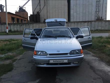 ВАЗ (Lada) 2114 (хэтчбек) 2006 года за 550 000 тг. в Уральск – фото 5