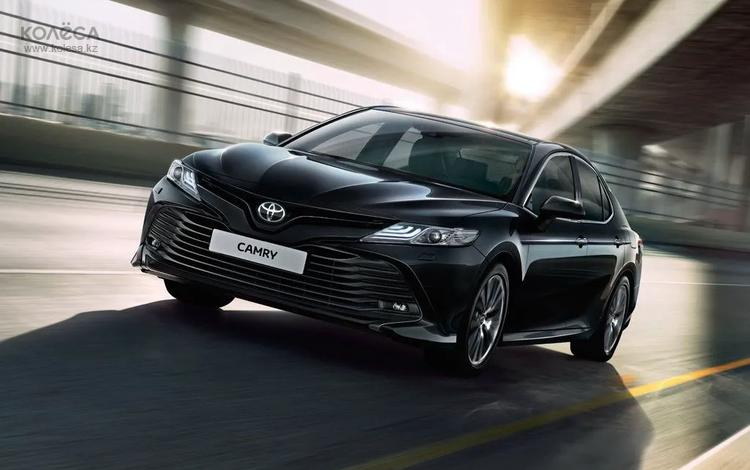 Toyota Camry 2019 года за 13 000 000 тг. в Нур-Султан (Астана)