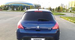 Peugeot 308 2009 года за 3 050 000 тг. в Алматы – фото 5