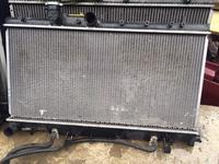 Радиатор (печки, кондиционера, диффузор, вентилятор) Subaru Legacy BP за 20 000 тг. в Алматы