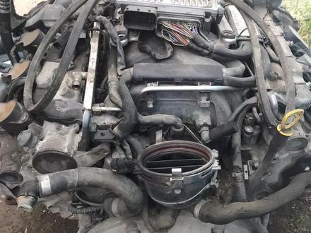 Двигатель M272 3.5 в сборе с навеской, стоял на Mercedes… за 400 000 тг. в Алматы – фото 2