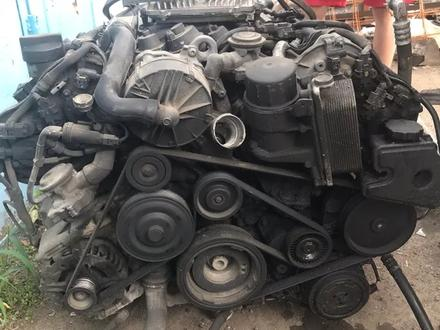 Двигатель M272 3.5 в сборе с навеской, стоял на Mercedes… за 400 000 тг. в Алматы – фото 4