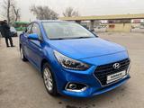 Hyundai Accent 2019 года за 6 510 000 тг. в Алматы – фото 5
