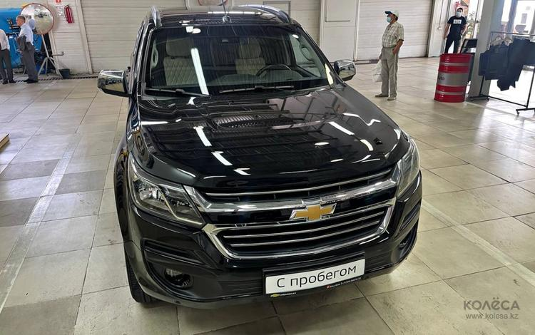 Chevrolet TrailBlazer 2020 года за 15 150 000 тг. в Алматы