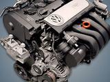 Двигатель на volkswagen EOS 2 л FSI за 300 000 тг. в Алматы – фото 2