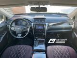 Toyota Camry 2016 года за 10 250 000 тг. в Караганда – фото 5