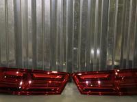 Фонарь левый правый Audi Q7 New за 140 000 тг. в Алматы
