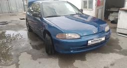 Honda Civic 1993 года за 1 200 000 тг. в Алматы – фото 4