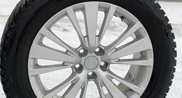 Диски c шинами R19 Toyota Highlander 5x114.3 за 350 000 тг. в Караганда