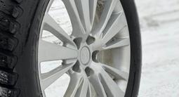 Диски c шинами R19 Toyota Highlander 5x114.3 за 350 000 тг. в Караганда – фото 2