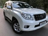 Toyota Land Cruiser Prado 2013 года за 13 100 000 тг. в Алматы – фото 3