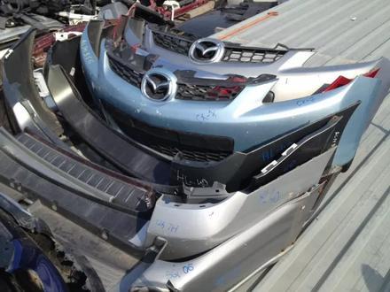 Бампер передний задний Усилитель бампера б/у оригинал Hyundai Santa Fe за 111 тг. в Алматы