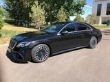 Аренда авто Прокат машины Mercedes Bens S — class W222… в Петропавловск – фото 5