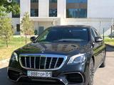 Аренда авто Прокат машины Mercedes Bens S — class W222… в Петропавловск – фото 2
