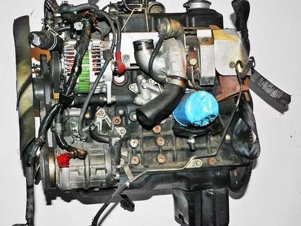 Контрактный двигатель QD32, 2003 года на NISSAN Patrol 60-61 кузов в Алматы – фото 2
