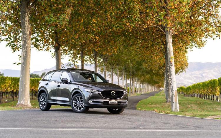 Mazda CX-5 2021 года за 12 500 000 тг. в Уральск