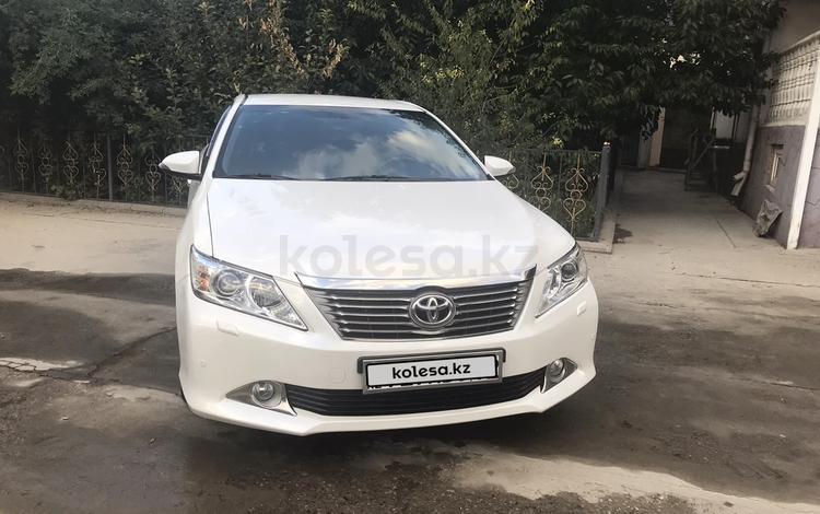 Toyota Camry 2012 года за 10 500 000 тг. в Алматы