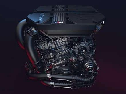 Двигатель на BMW X4 M. Двигатель на БМВ X4 M за 101 010 тг. в Алматы