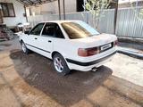 Audi 80 1992 года за 1 500 000 тг. в Алматы – фото 5