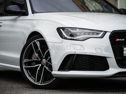 Audi RS 6 2014 года за 23 000 000 тг. в Алматы – фото 2