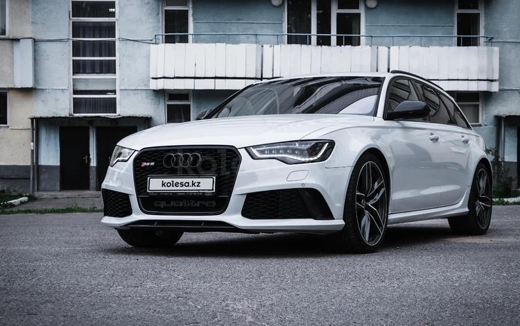 Audi RS 6 2014 года за 29 000 000 тг. в Алматы
