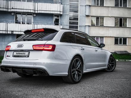 Audi RS 6 2014 года за 23 000 000 тг. в Алматы – фото 3