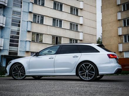 Audi RS 6 2014 года за 23 000 000 тг. в Алматы – фото 4
