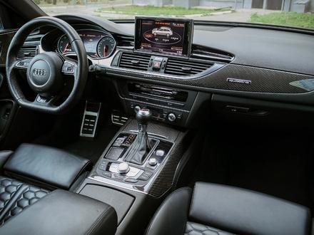 Audi RS 6 2014 года за 23 000 000 тг. в Алматы – фото 6