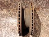 Диски тормозные передние на Nissan Prarie PRO, v2.0, 2.4 (1991… за 4 500 тг. в Караганда – фото 3