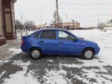 ВАЗ (Lada) 1118 (седан) 2007 года за 1 100 100 тг. в Петропавловск – фото 3