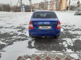ВАЗ (Lada) 1118 (седан) 2007 года за 1 100 100 тг. в Петропавловск – фото 4
