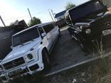 Mercedes-Benz G 55 AMG 2000 года за 7 500 000 тг. в Алматы – фото 2