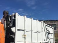 Установка задней загрузки на мусоровоз HALLER (GERMANY) в Караганда