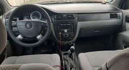 Chevrolet Lacetti 2007 года за 1 350 000 тг. в Уральск – фото 3
