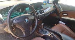 BMW 530 2006 года за 3 200 000 тг. в Актау – фото 4