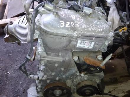 Двигатель 3zr 3zrfe 3zrfae за 39 000 тг. в Алматы