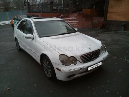 Mercedes-Benz C 240 2000 года за 2 250 000 тг. в Алматы – фото 4