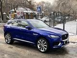 Jaguar F-Pace 2017 года за 21 200 000 тг. в Алматы