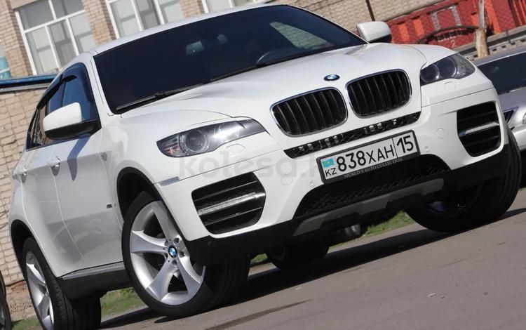 BMW X6 2009 года за 8 200 000 тг. в Петропавловск