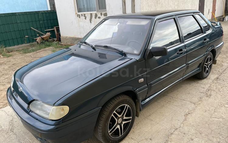 ВАЗ (Lada) 2115 (седан) 2007 года за 790 000 тг. в Атырау
