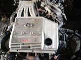 Двигатель на lexus rx 300 2WD/4WD за 430 000 тг. в Костанай – фото 2